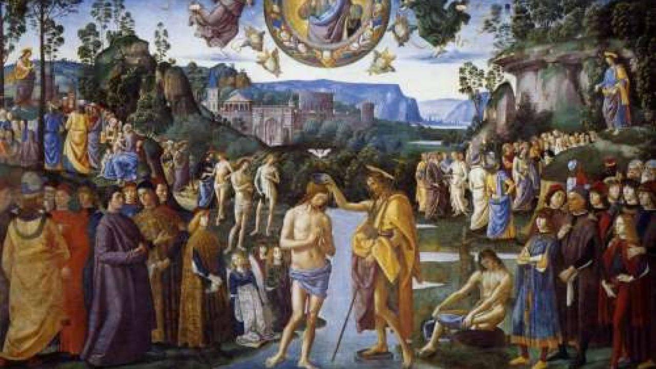 Commento Al Vangelo Della Festa Del Battesimo Di Gesu Interris It