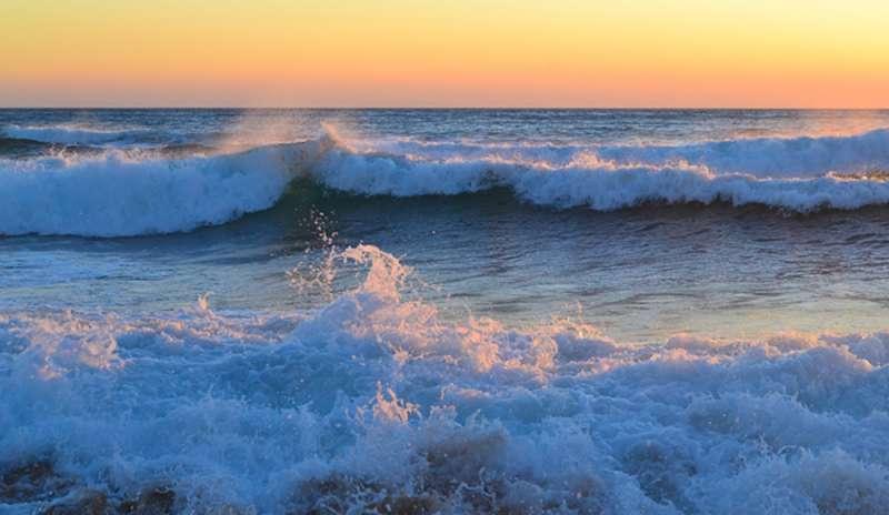 L'immensità del mare