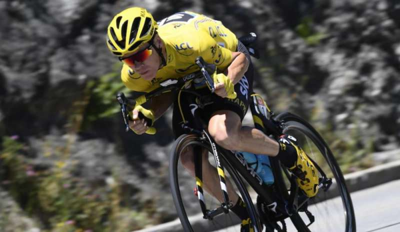 Christopher Froome Doping