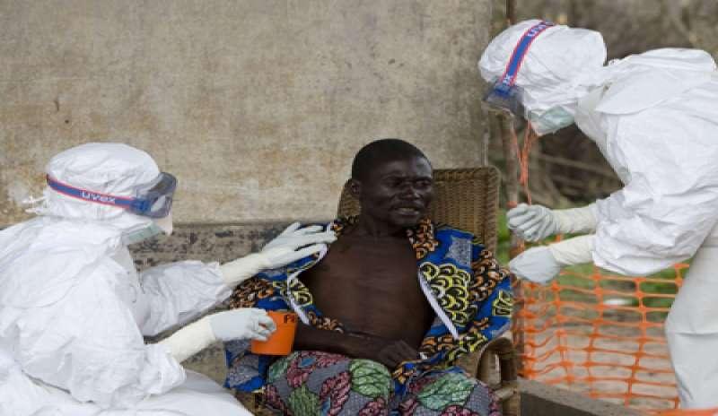 Focolai Ebola in Congo