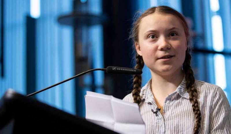 Greta Thunberg va da Papa Francesco - Interris.it