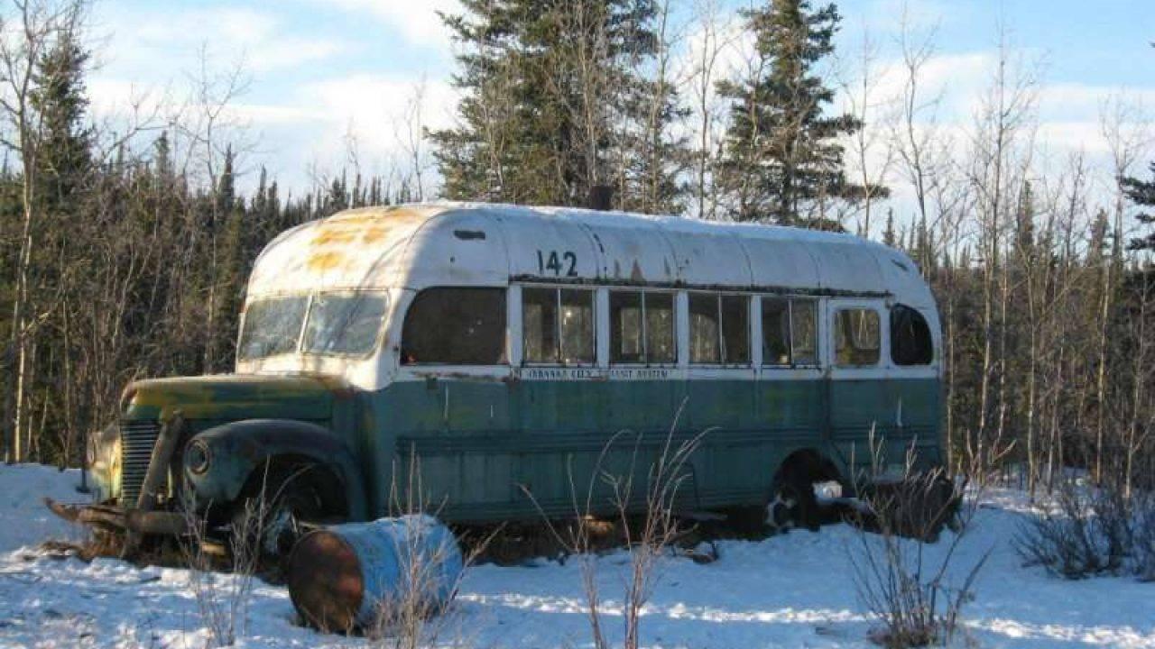 Tentano di raggiungere il Magic Bus: tragedia sfiorata in Alaska ...