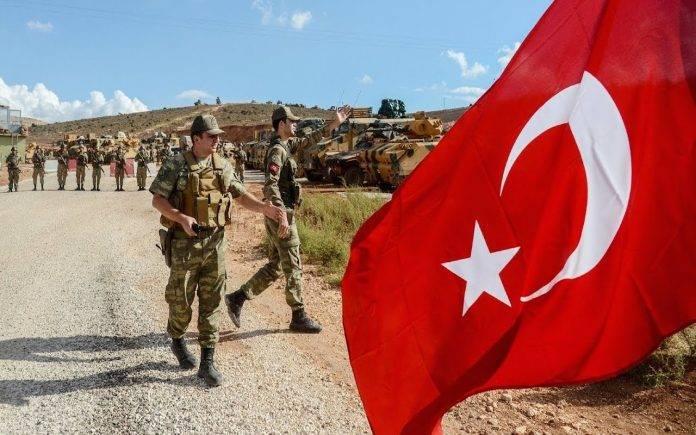 Soldati turchi