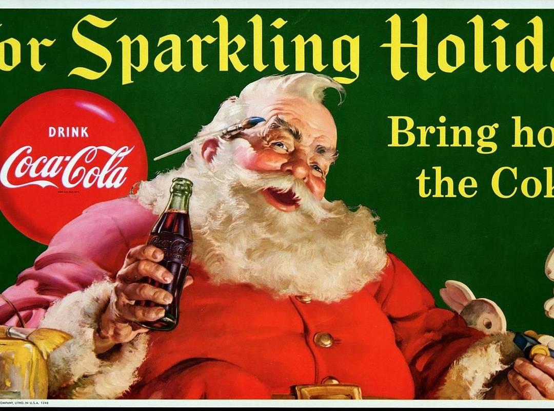 Babbo Natale Coca Cola 1931.Accadde Oggi L 8 Maggio Del 1886 Venne Inventata La Coca Cola