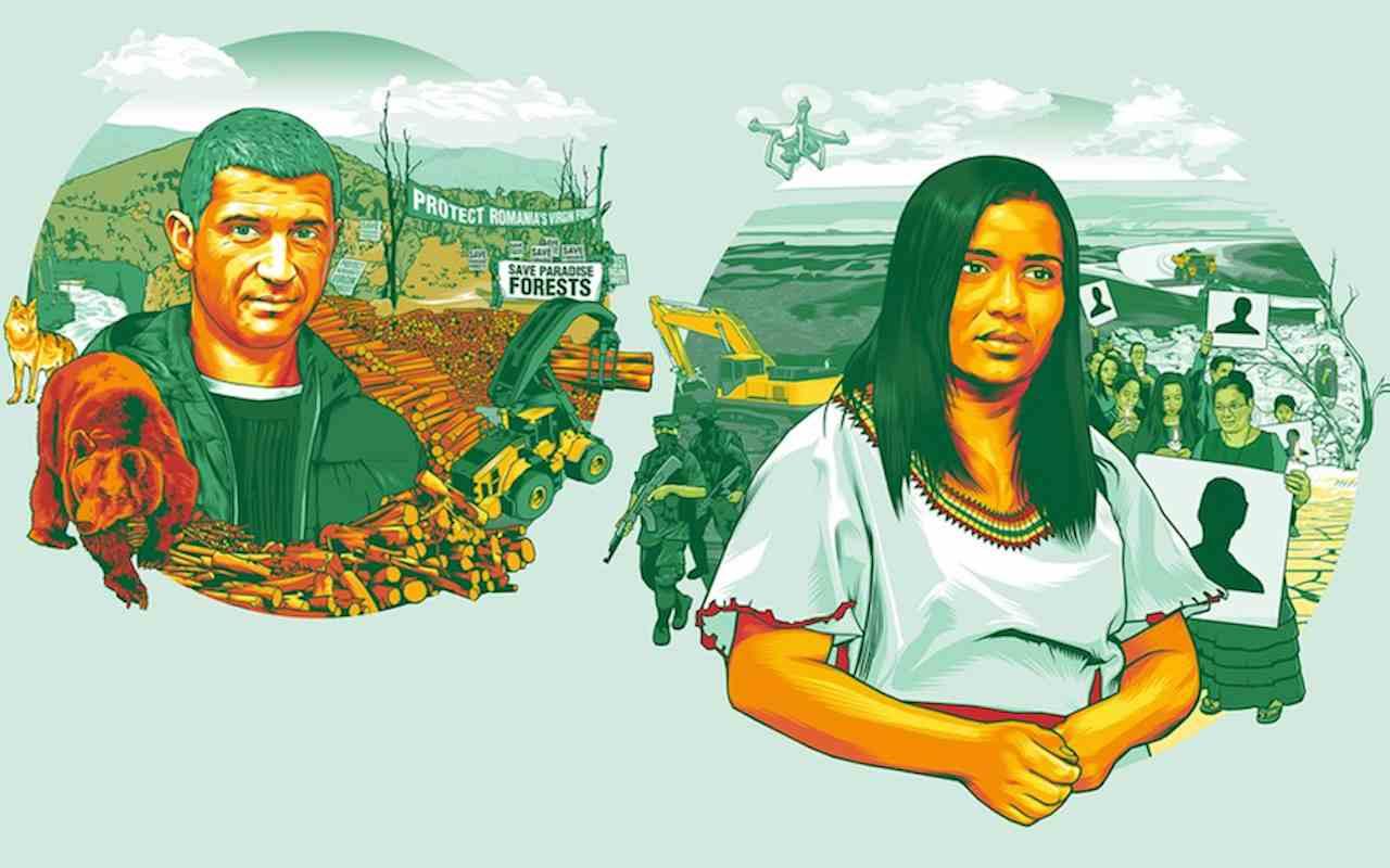 Global Witness: la carneficina degli ambientalisti in America Latina