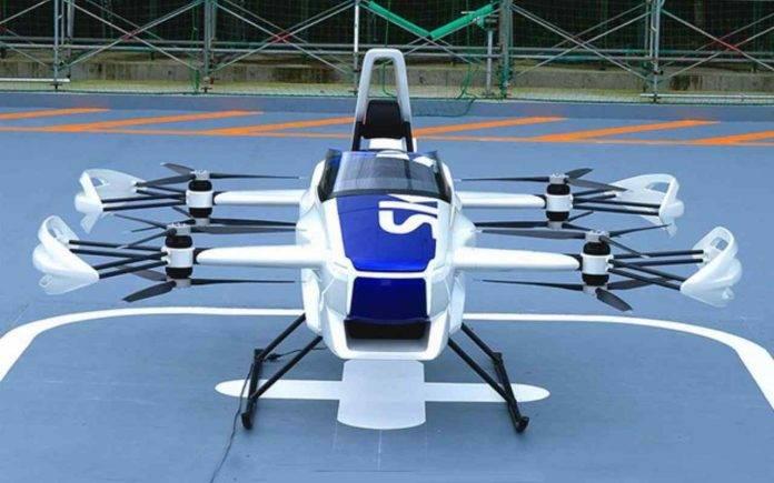 drone monoposto