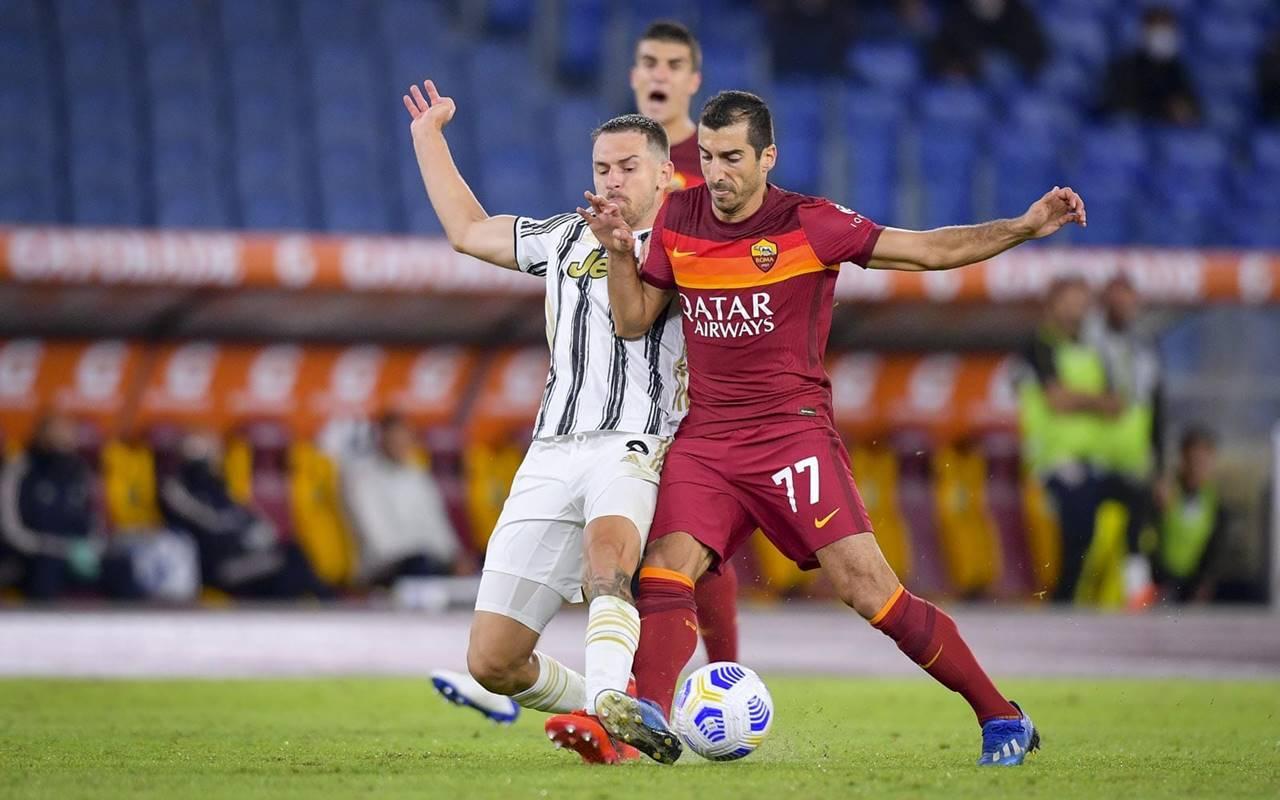 Ronaldo risponde a Veretout, la Juve riprende la Roma: 2-2 all'Olimpico -  Interris.it