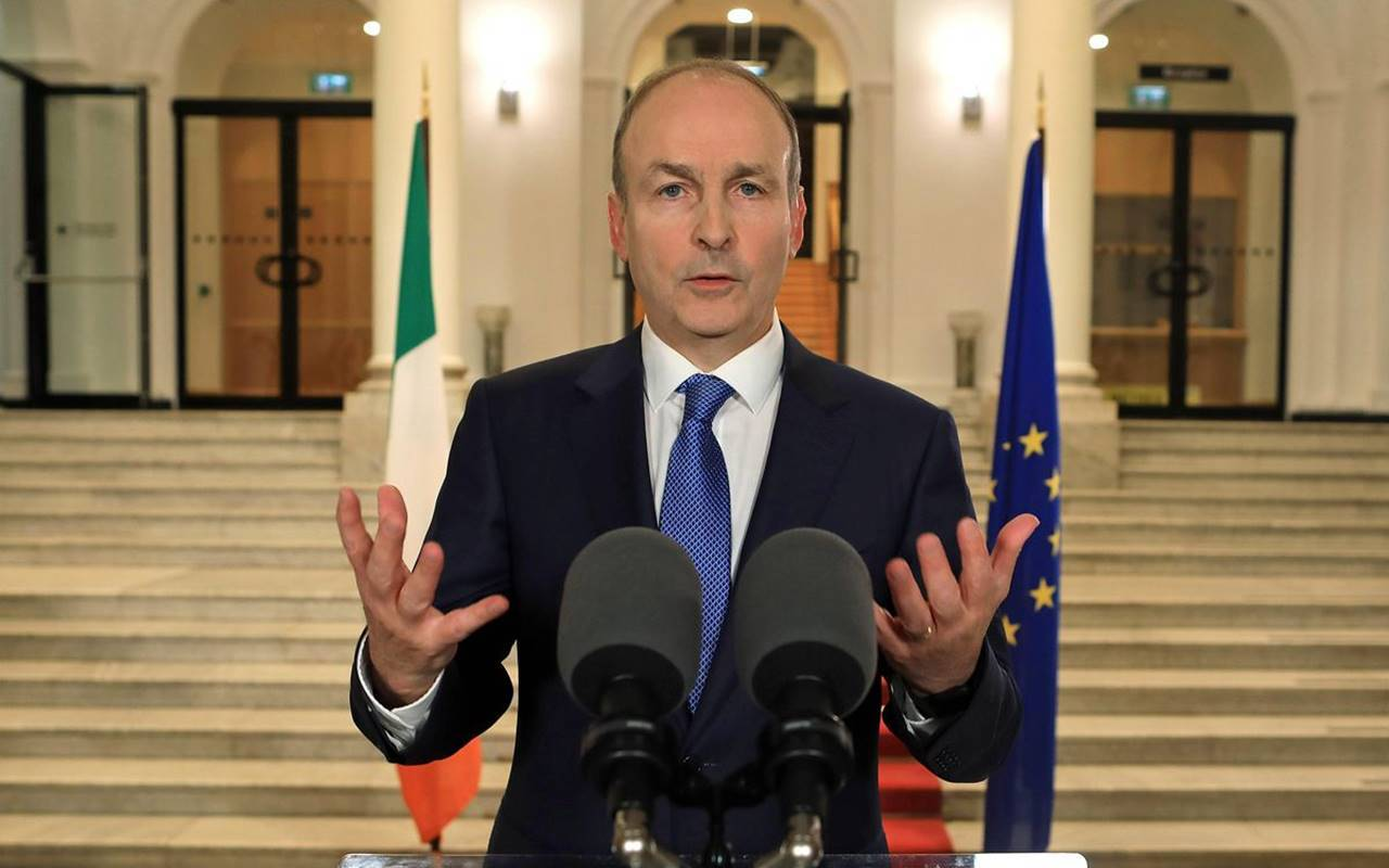 Coronavirus: così torna il lockdown in Irlanda, sei settimane di stop