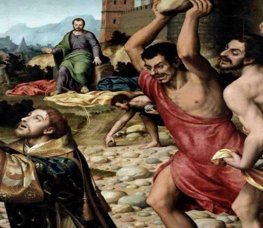 Santo Stefano testimonianza
