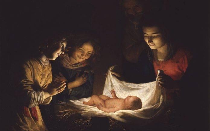 Natività Cristo