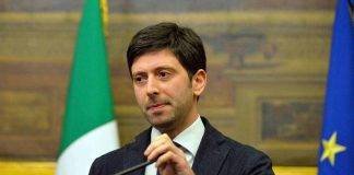 Roberto Speranza Astrazeneca
