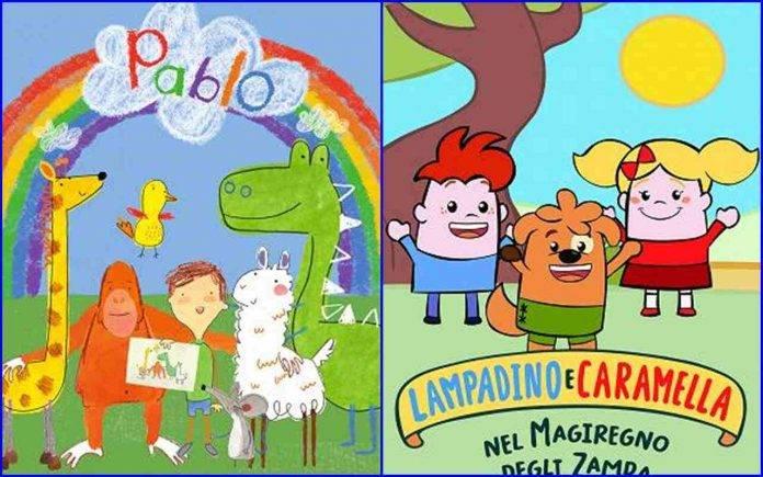 Cartoons inclusione
