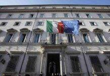 Palazzo Chigi Recovery plan