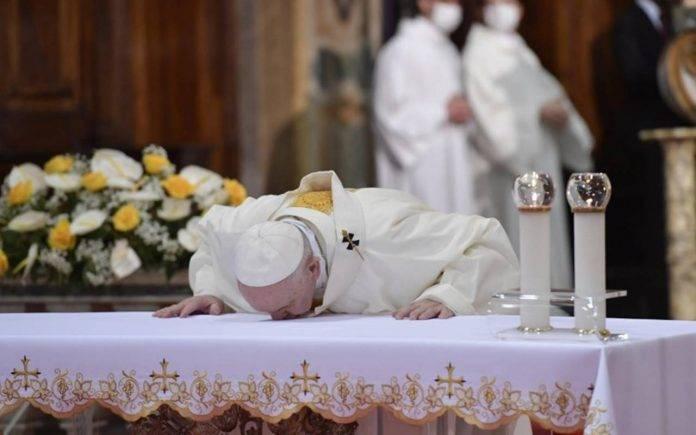 Papa Francesco Divina Misericordia