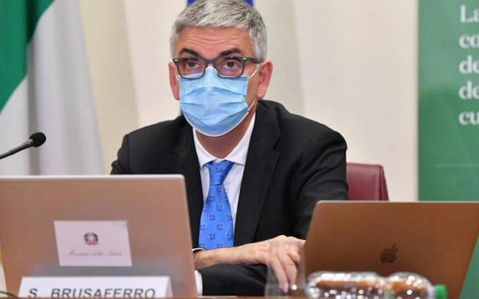 Portavoce del Cts Silvio Brusaferro