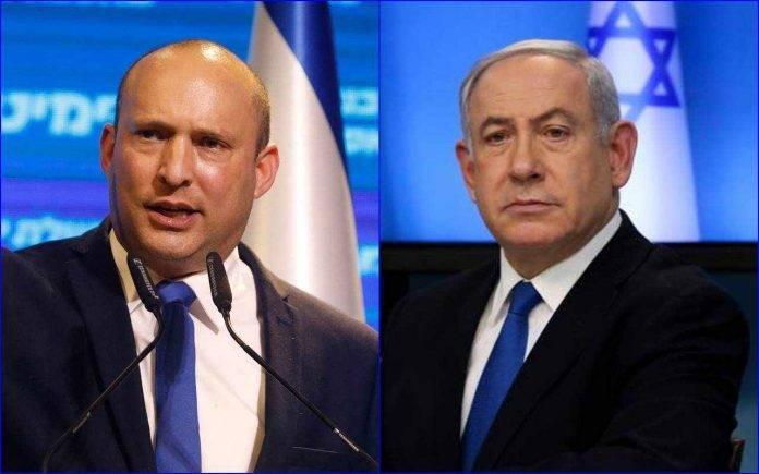 Bennett Netanyahu Israele