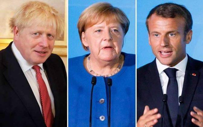 Germania, Francia e Inghilterra annunciano un allentamento ...