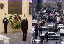 Mattarella Aldo Moro terrorismo