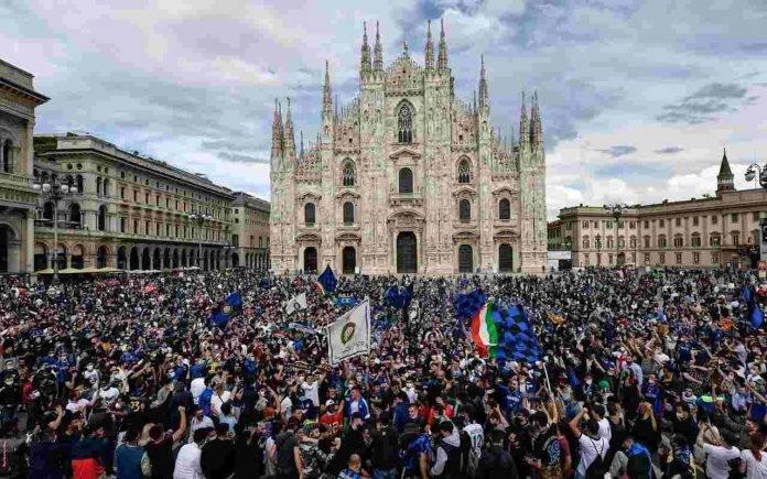 Milano Inter scudetto