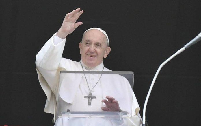 Papa Francesco Libano