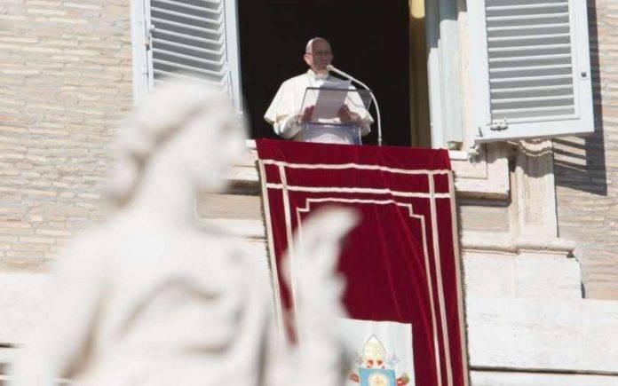 Papa Francesco Regina Coeli Gesù