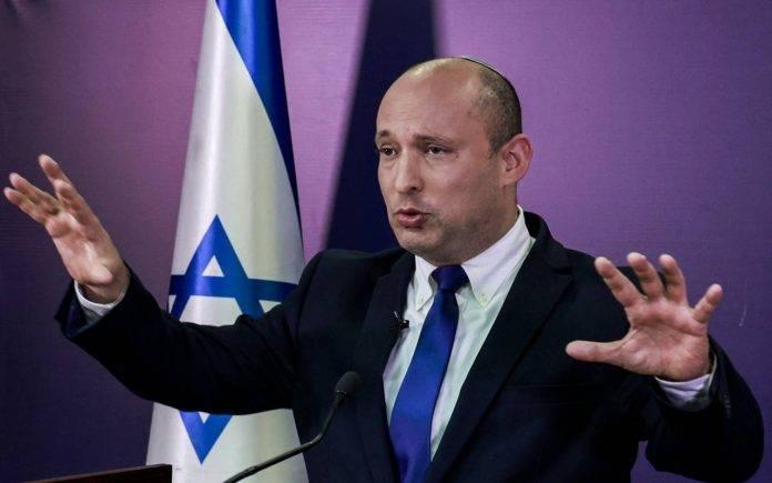 Naftali Bennett Israele