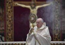 Corpus Domini Papa