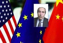 Usa Cina Ue rapporti
