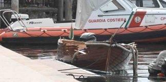 Lago di Garda incidente