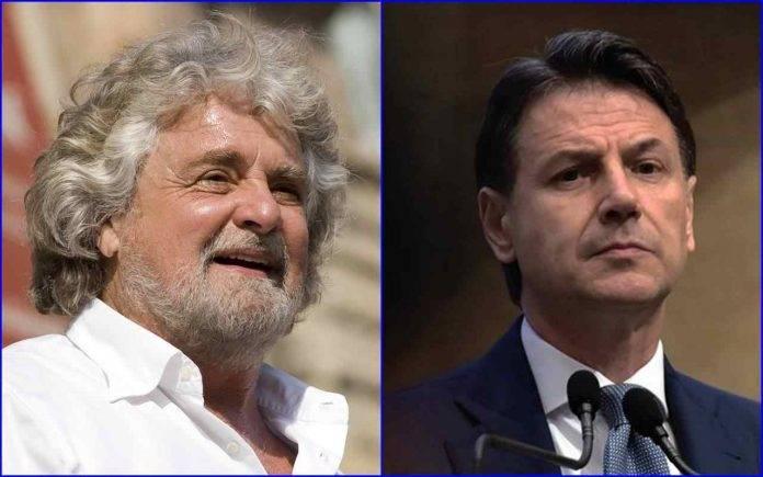 M5s Conte Grillo