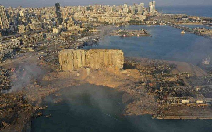 Esplosione Beirut Libano