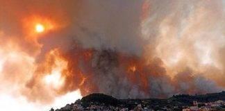Grecia incendi