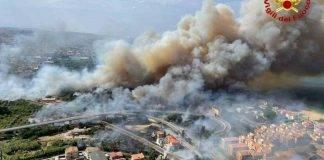 Pescara incendi