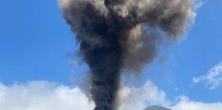 Canarie eruzione Cumbre Vieja