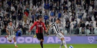 Juventus Milan Serie A