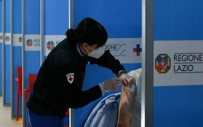 Lazio Covid vaccino