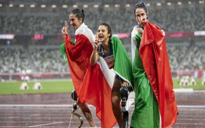 Paralimpiadi 100 metri
