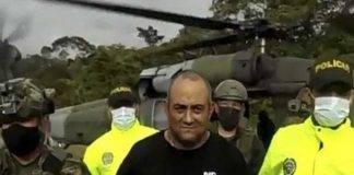 Arresto Otoniel Narcos