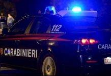 Brescia incidente fucile